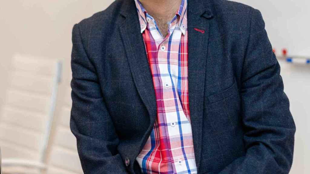 Fernando Pavón, CEO de Gamco.