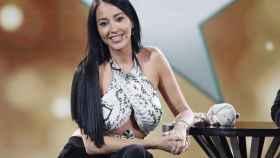 Aurah Ruiz durante su participación en 'Gran Hermano'.