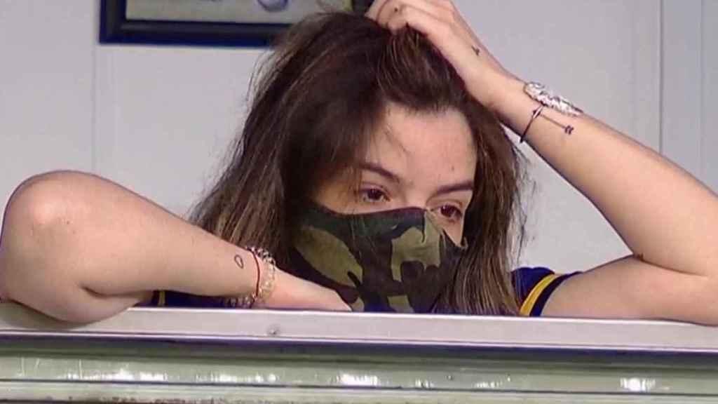 Dalma, hija de Maradona