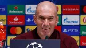 Zidane responde al médico de Bélgica sobre Hazard: ¡Qué dices! Es muy fuerte