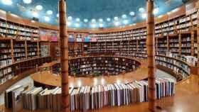 Biblioteca pública de Albacete
