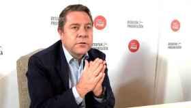 Emiliano García-Page, presidente de Castilla-La Mancha y líder regional del PSOE, en una imagen reciente