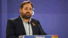 Paco Núñez, presidente del PP de Castilla-La Mancha, en una imagen reciente