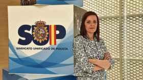 Mónica García lleva en el Cuerpo Nacional de Policía desde el año 1994.
