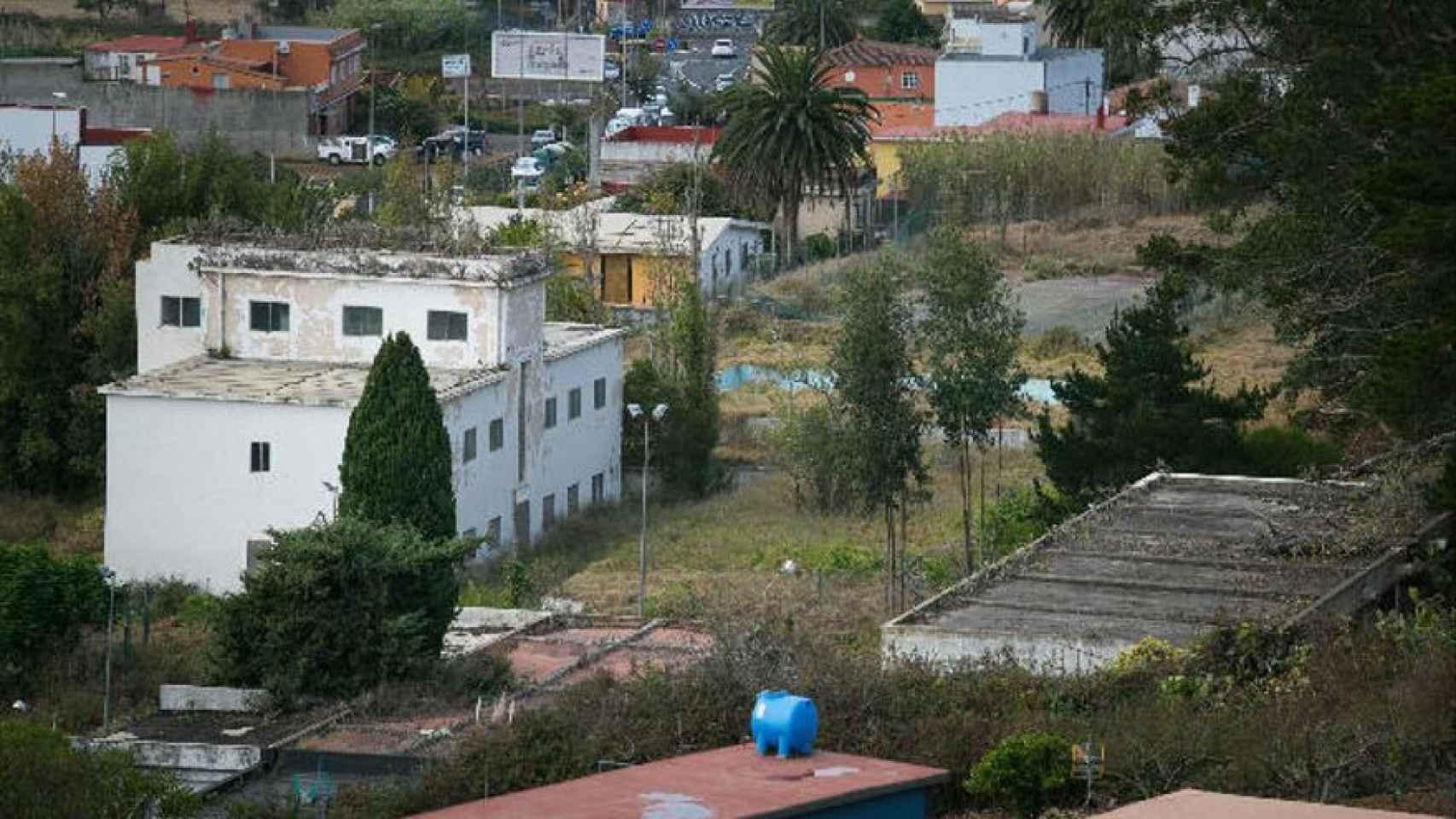 Acuartelamiento de Las Canteras, en San Cristóbal de La Laguna (Tenerife).