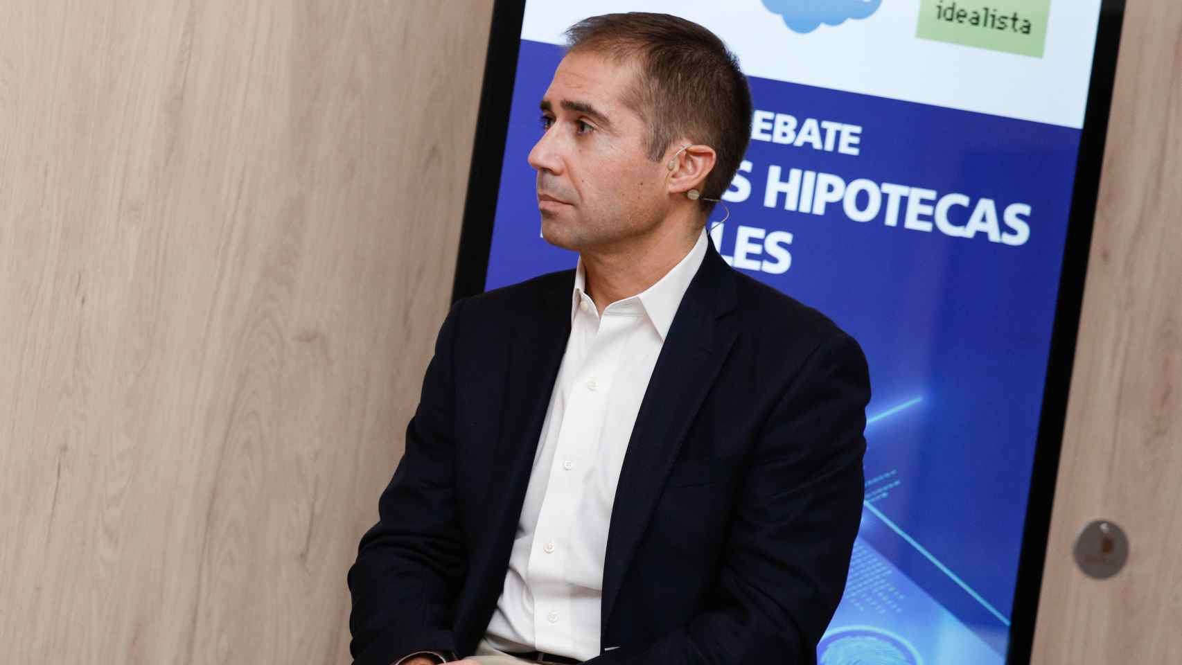 Juan Villén, director de idealista/hipotecas