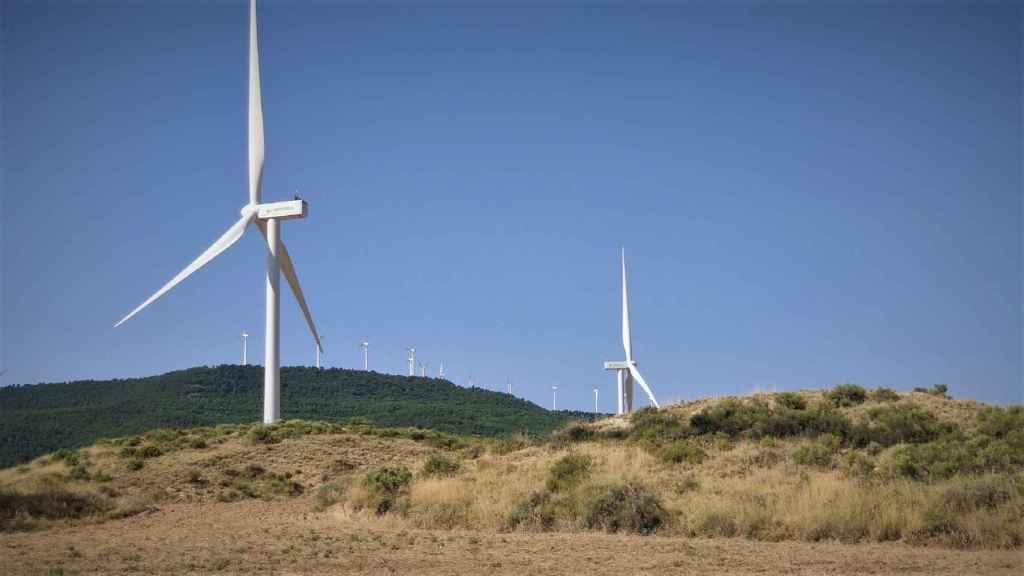 Iberdrola pone en operación el parque eólico Puylobo, en Aragón