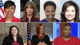La apuesta más feminista de Biden: un equipo sólo de mujeres para prensa y comunicación
