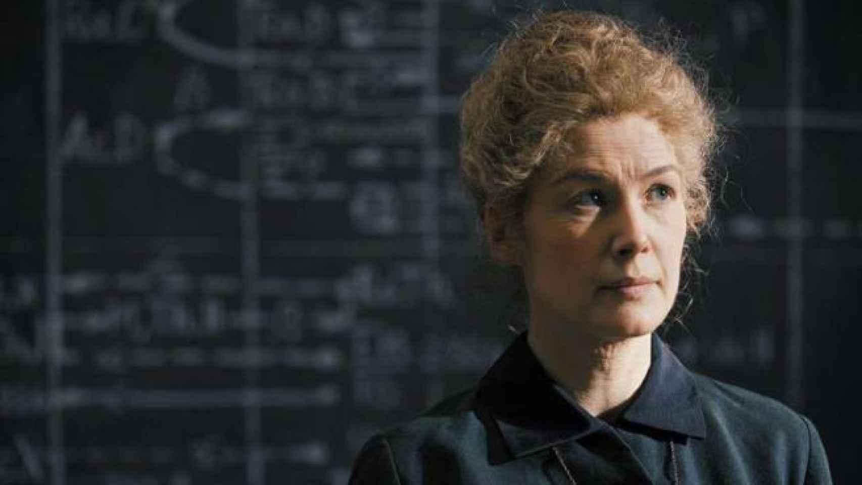 Un fragmento de la nueva película de 'Marie Curie', dirigida por Marjane Satrapi.