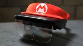 Las gafas de realidad aumentada de la atracción de Nintendo