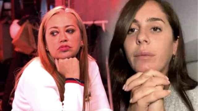 Belén Esteban y Anabel Pantoja protagonizaron una discusión en 'Sálvame'.