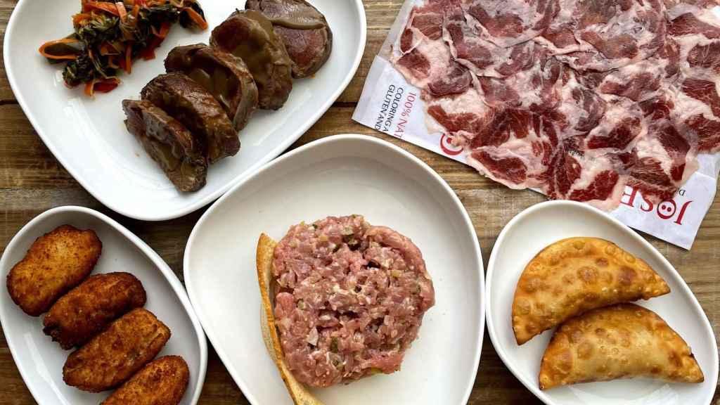 Joselito's Home, el mejor jamón y platos preparados a domicilio