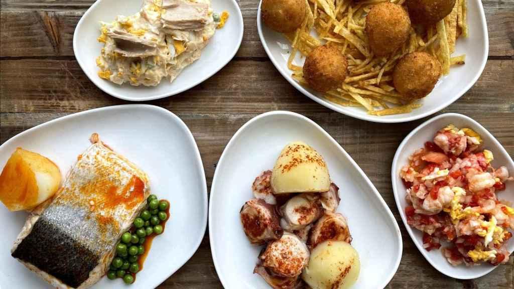 Restaurante Portonovo a domicilio