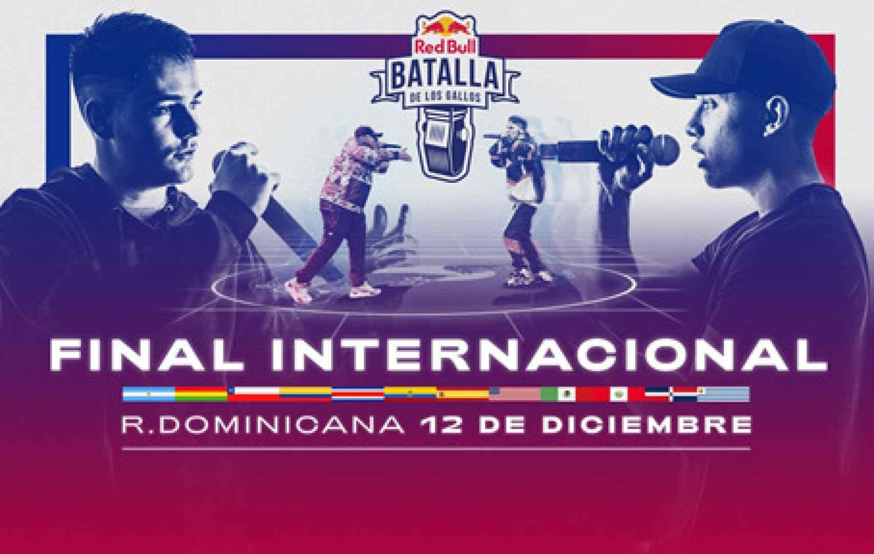 Final Internacional de Red Bull Batalla de los Gallos 2020