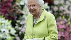 La reina Isabel, durante un evento en Londres, en 2019.