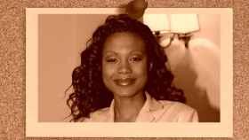 Jennifer Rope en un fotomontaje de 'JALEOS'.
