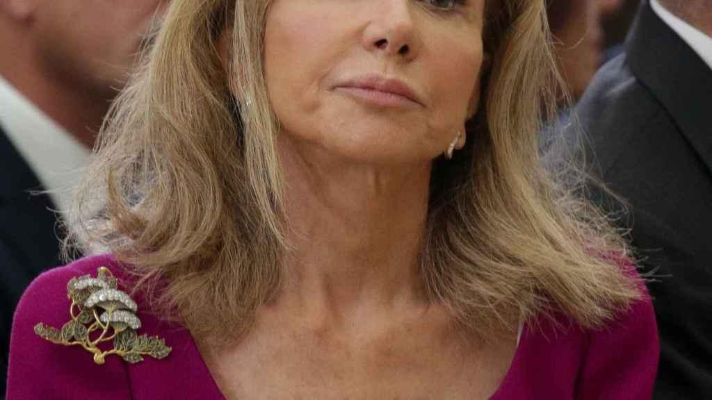 Alicia Koplowitz en una imagen de archivo.