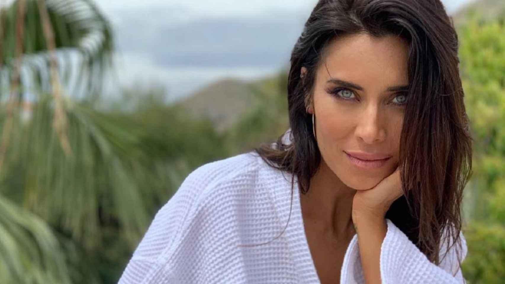Pilar Rubio, en una imagen de sus redes sociales.