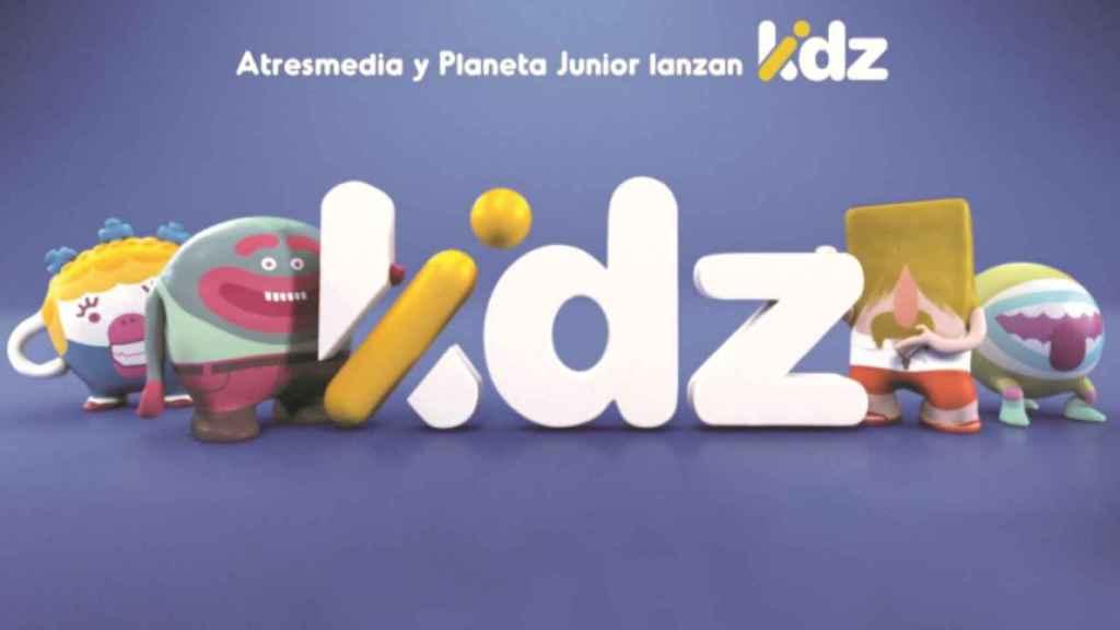 Nace el canal Kidz, pensado para los menores del hogar.