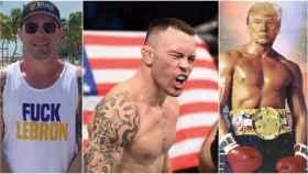 Colby Covington, el campeón de la UFC pro-Trump que amenaza a LeBron James