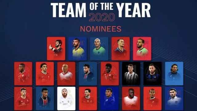 Conoce los 50 nominados al 'Equipo del Año' de la UEFA: sorpresas, ausencias y favoritos