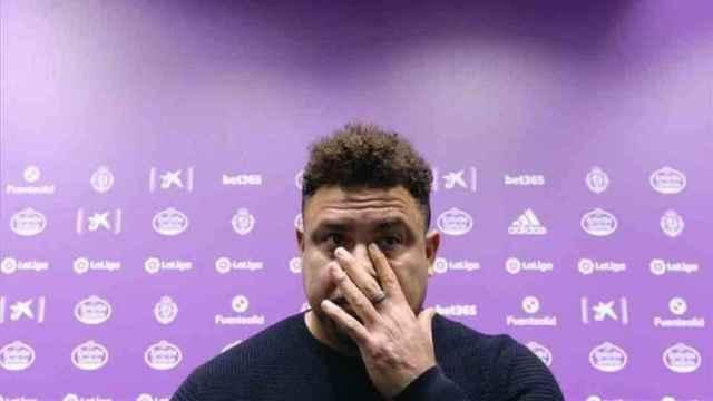 Ronaldo se emociona al recordar a Maradona