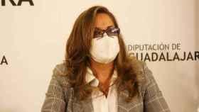 Olga Villanueva, vicepresidenta segunda de la Diputación de Guadalajara