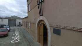 Sede del Juzgado de Primera Instancia e Instrucción de Santa María la Real de Nieva.