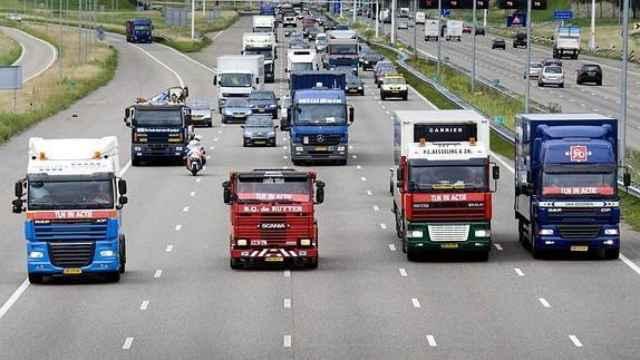 Imagen de una autovía española.