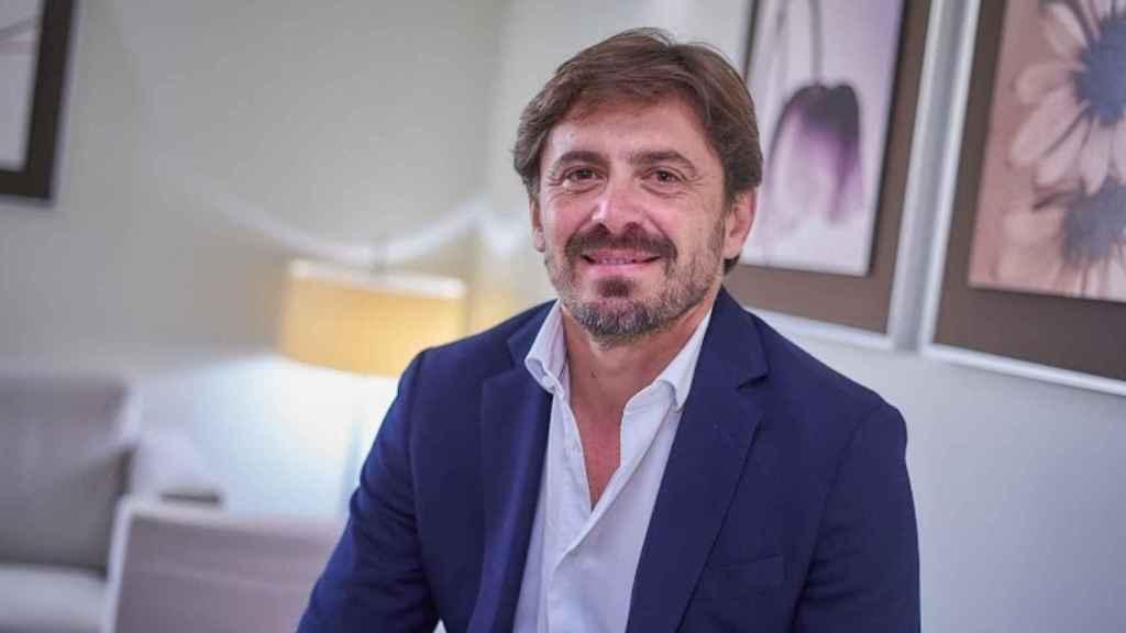 Jorge Marichal, presidente de la Confederación Española de Hoteles y Alojamientos Turísticos (Cehat).