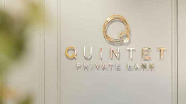 Una oficina de Quintet Private Bank.