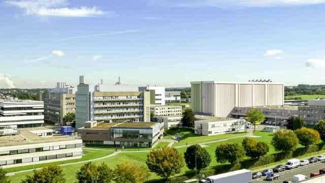 Sede de Grünenthal, en Aachen (Alemania).