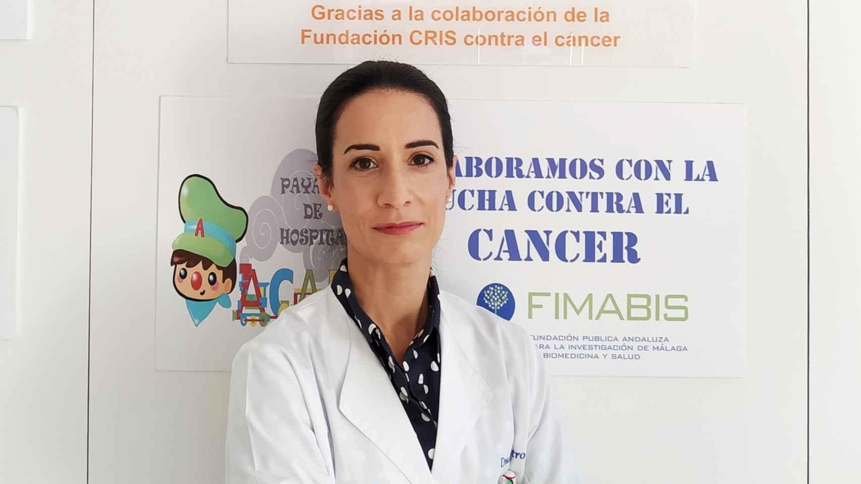 Elena Castro, una de las mayores especialistas en cáncer de próstata.