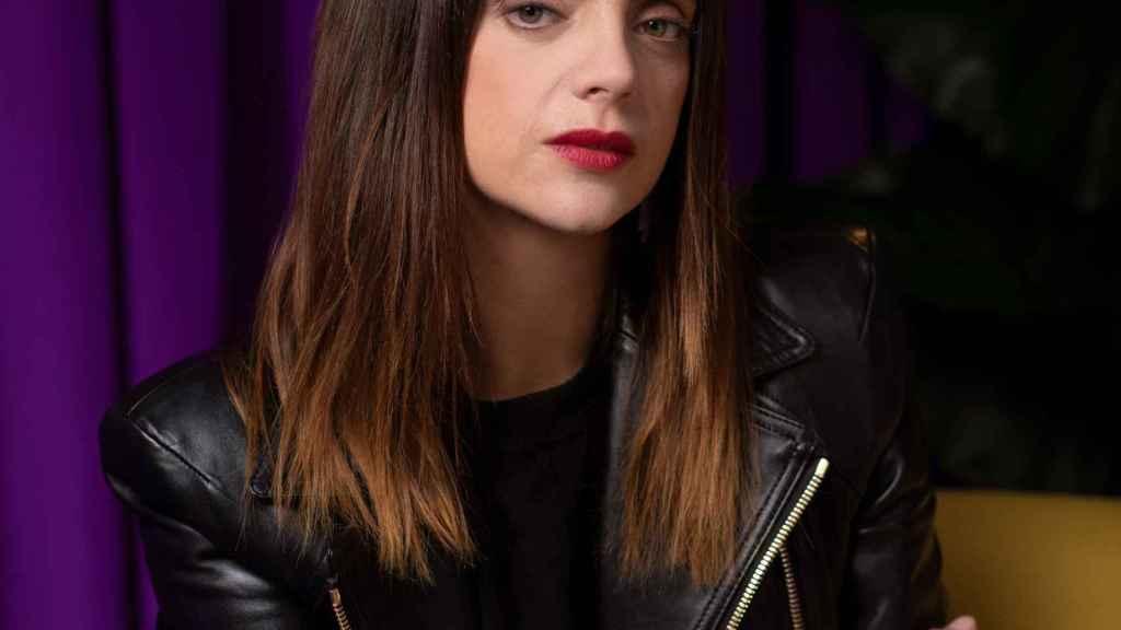 Macarena Gómez, en el programa de Badoo.
