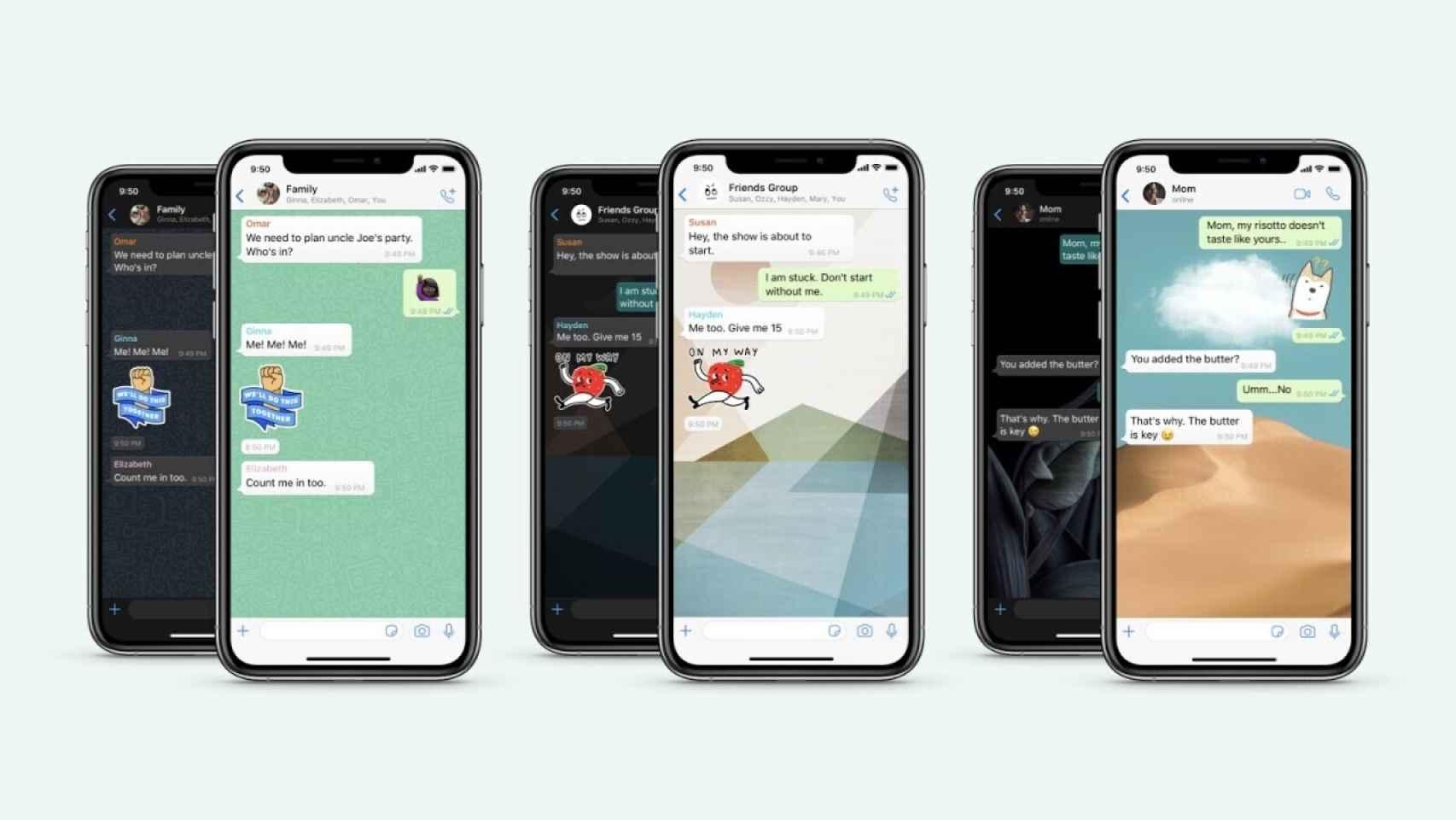 Estas son las nuevas funciones que llegan a WhatsApp en diciembre