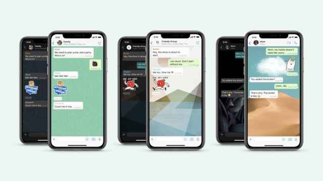 Fondos de pantala de WhatsApp personalizables