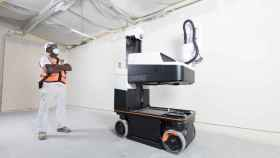 El robot de Canvas