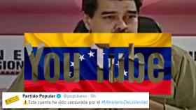 Un momento del vídeo del PP sobre el 'Ministerio de la Verdad'