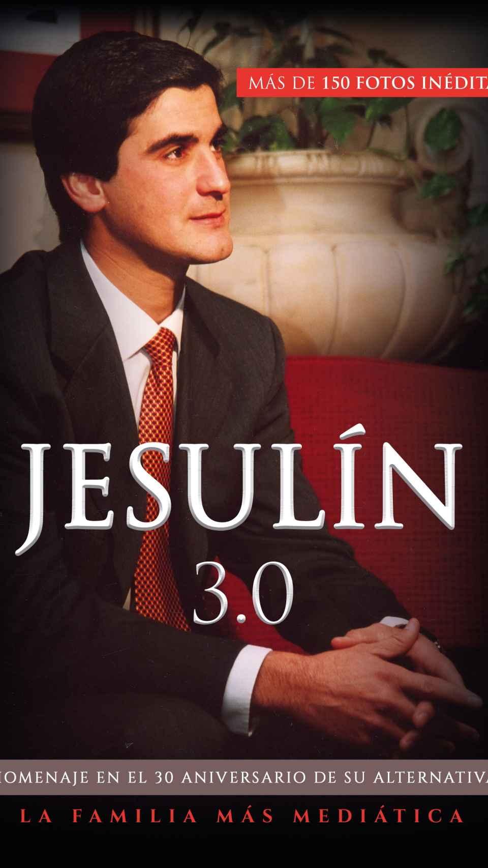 Portada de la biografía 'Jesulín 3.0'.