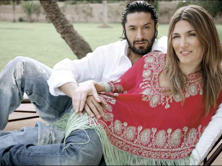 Rafael Amargo y su exmujer, Yolanda Jiménez.