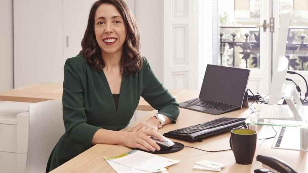 Almudena Trigo, fundadora de Beable Capital.