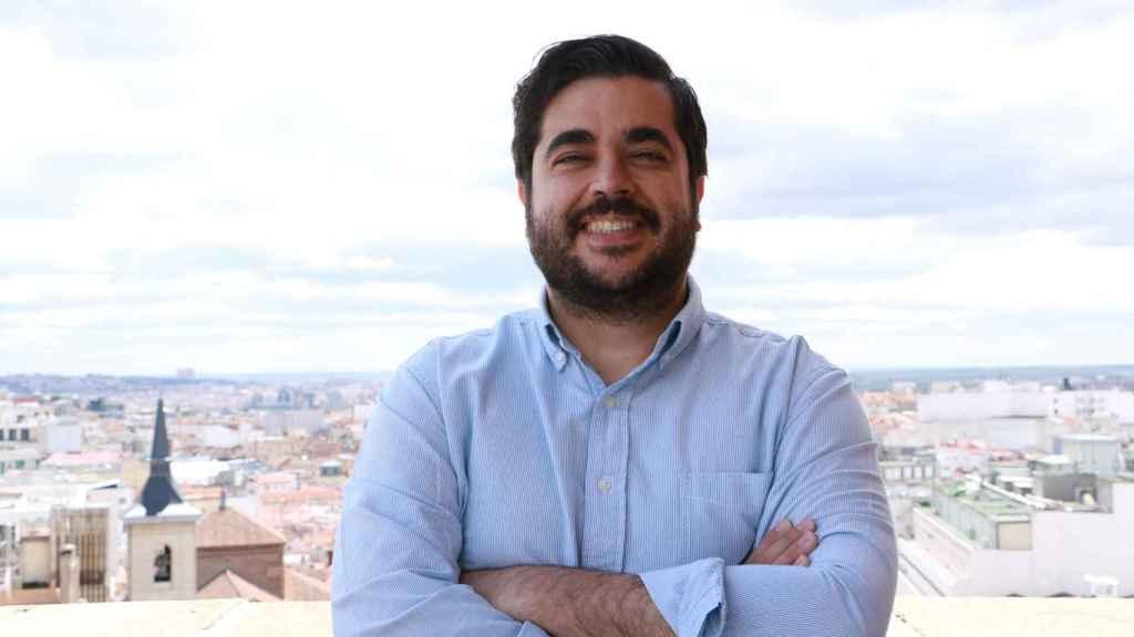 Rafael Tamames, socio fundador de Findasense.