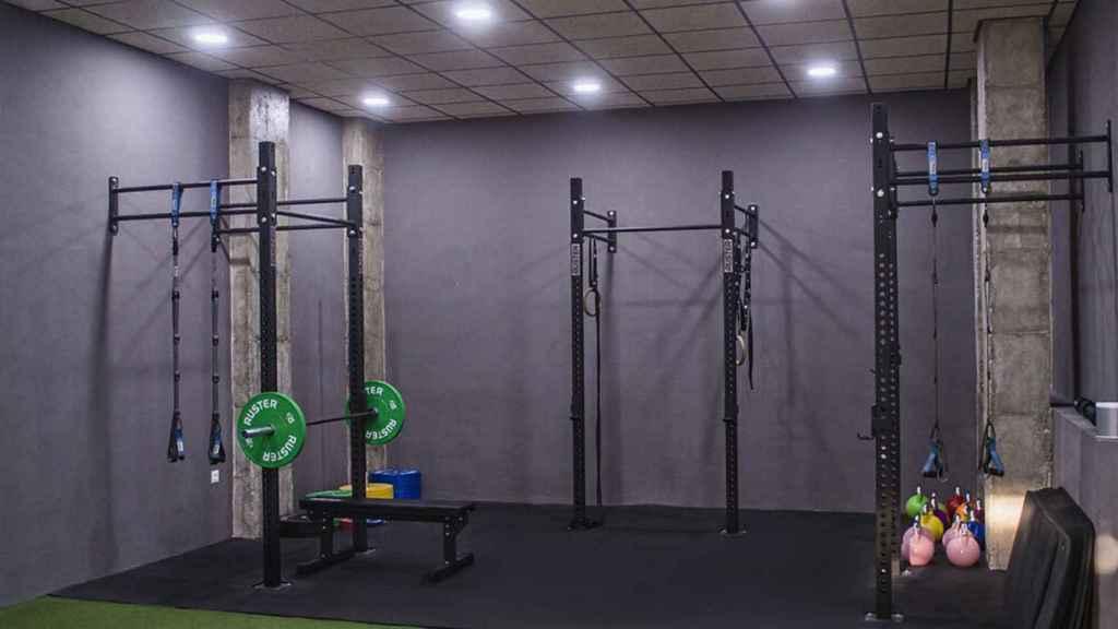 Instalaciones de Integra Health&Sport, en Málaga