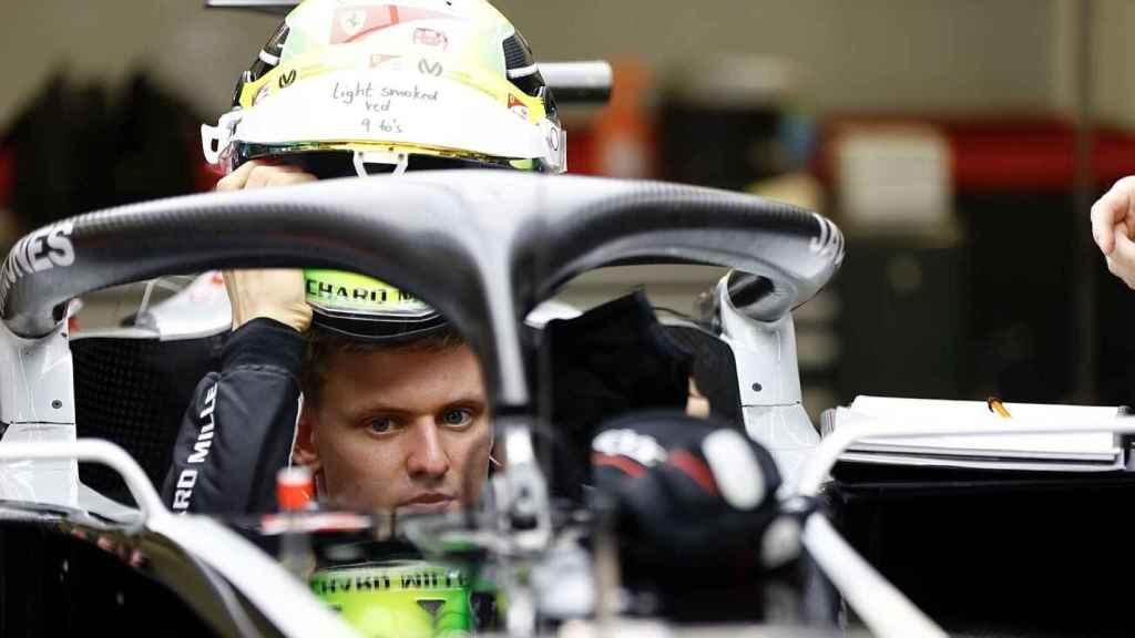 Mick Schumacher, subido al Haas de esta temporada
