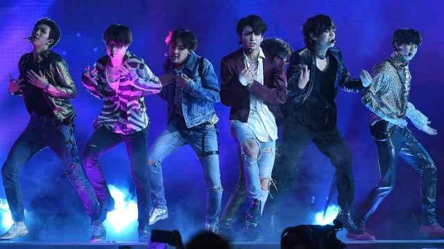 BTS es el grupo de K-pop más famoso del planeta.