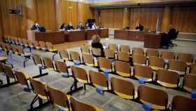 El Juzgado de Instrucción número uno de La Coruña acoge la vista por las medidas cautelares con respecto al Pazo de Meirás.