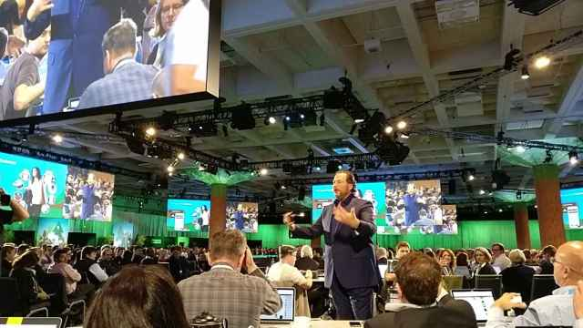 Marc Benioff, CEO de Salesforce