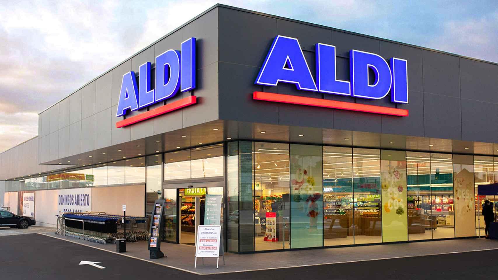 Aldi prepara su estrategia para crecer en España con más marca blanca y precios bajos