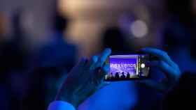 Imagen de archivo del logo de la consultora tecnológica Nexllence.