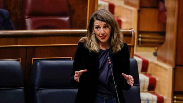 Yolanda Díaz, ministra de Trabajo del Gobierno de España
